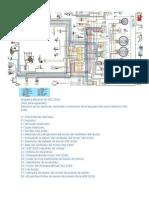 Esquema Eléctrico de VAZ 2106