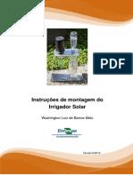 Manual Irrigador Solar