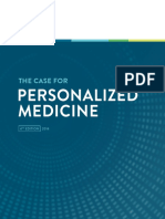 Pmc the Case for Personalized Medicine