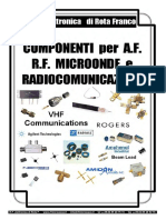 Catalogo RF Components