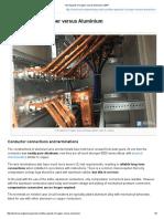 Few Aspects of Copper Versus Aluminium _ EEP