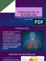 Fisiología de La Respiración para estudiantes de enfermeria