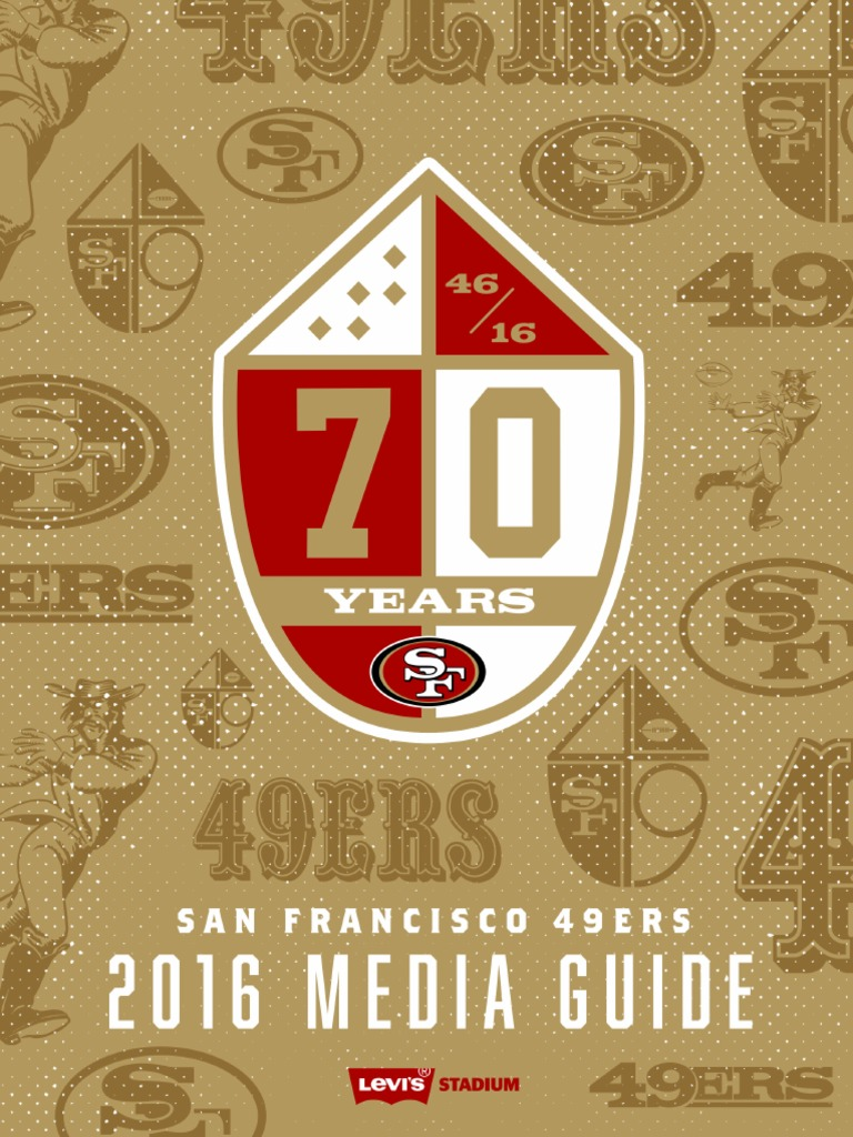ecd99b4d383 San Francisco 49ers 2016 Media Guide