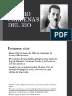 Lazaro Cardenas Del Rio