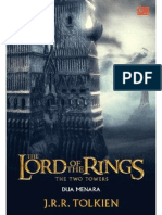 Review Buku the Lord of the Rings - The Two Towers