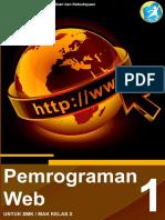 Pemrograman Web-Kelas X-Semester 1