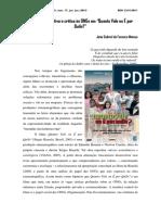 Universo Valorativo e Crítica Às ONGs Em Quanto Vale Ou É Por Quilo - João Gabriel Da Fonseca