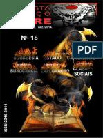 Revista Espaço Livre - Volume 9 - Nº 18