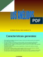 2010 1ºA CARLOS Y ROBERTO  ANÉLIDOS