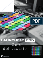 Launchpad Pro User Guide Sp