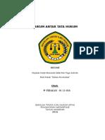 Sampul Hukum Antar Tata Hukum Makkulau