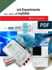 Breadboard Experiments NImyDAQ and Multisim