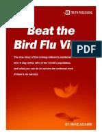 Adams Mike - Beat the Bird Flu Virus