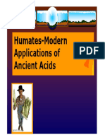 Guide to Humates