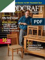 Woodcraft Magazine - August-September 2016