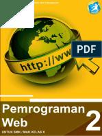 Pemrograman Web-Kelas X-Semester 2