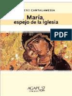 170034100 Cantalamessa Mari a Espejo de La Iglesia