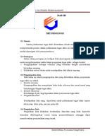 Bab III Metodologi Contoh