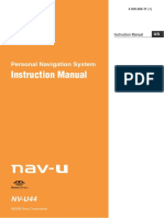 Portable Navigation NVU44_US