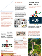 topic 4 - chinas sport - brochure