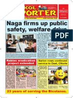 Bikol Reporter June 19 - 25, 2016 Issue