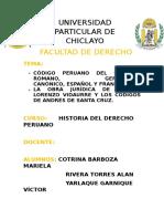 Código peruano
