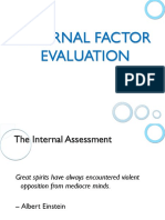 #5_internal Factor Evaluation