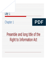 1.Preamble and Long Title