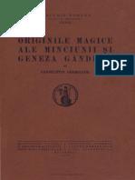Originille Magice Ale Minciunii Si Geneza Gandirii