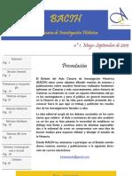 Boletín del Aula Canaria de Investigaciones Históricas nº1