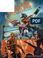 World Wide Wrestling RPG