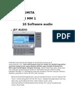 10 Software Audio by Asmita