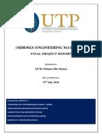Final Report Final Draft