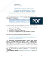 Competencias Básicas. Información