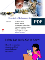 Before Lab Work, Get to Know PPT