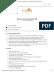 Research and Development Staff Job - PT Freyabadi Indotama - 1851427 _ JobStreet