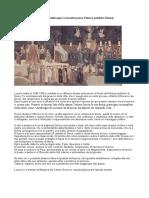 Allegoria Del Buon Governo Di Ambrogio Lorenzetti Presso Palazzo Pubblico