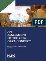 Hlmg Assessment 2014 Gaza Conflict