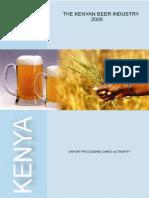 BeerBarley Sector Profile