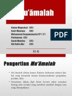 Presentation Muamalah