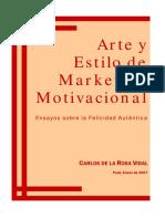 Arte y Estilo de Marketing Motivacional