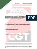 T8-AE-SCS-2007-Procedimiento de Recogida y Trasporte de Mu