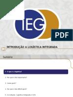 Aula 01 Introdução a Logística Integrada
