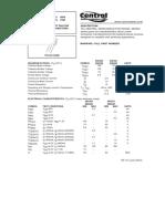 2N5320 e 2N5322 Datasheet