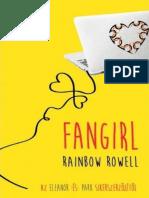 Rainbow Rowell - Fangirl 1