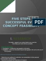 Module 2.1 Concept Design - Feasibility