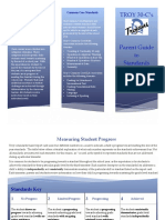 k-4 parent brochure to standards based reporting 2015 1  1