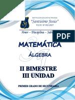 Algebra Primer Año (Recuperado)