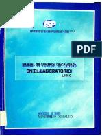 Manual de Control de Calidad en El Laboratorio Clinico 2