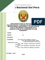 Comisaria San Fernando